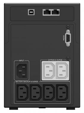 Линейно-интерактивные ИБП IPPON Smart Power Pro II 1200-2200 ВА