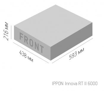 Онлайн ИБП IPPON INNOVA RT II с двойным преобразованием