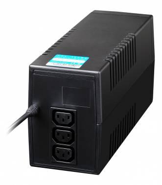 Ippon - Источник бесперебойного питания Линейно-интерактивный ИБП Back Basic 650/850/1050