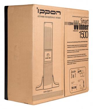 Ippon - Источник бесперебойного питания Дополнительный батарейный модуль для Smart Winner
