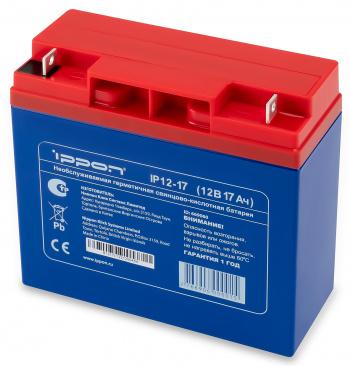Ippon - Батарея для источников бесперебойного питания Аккумуляторная батарея IP 12-17